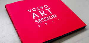 Das Buch zur Volvo Art Session 2011
